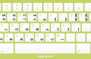 韩语系列(3)字母